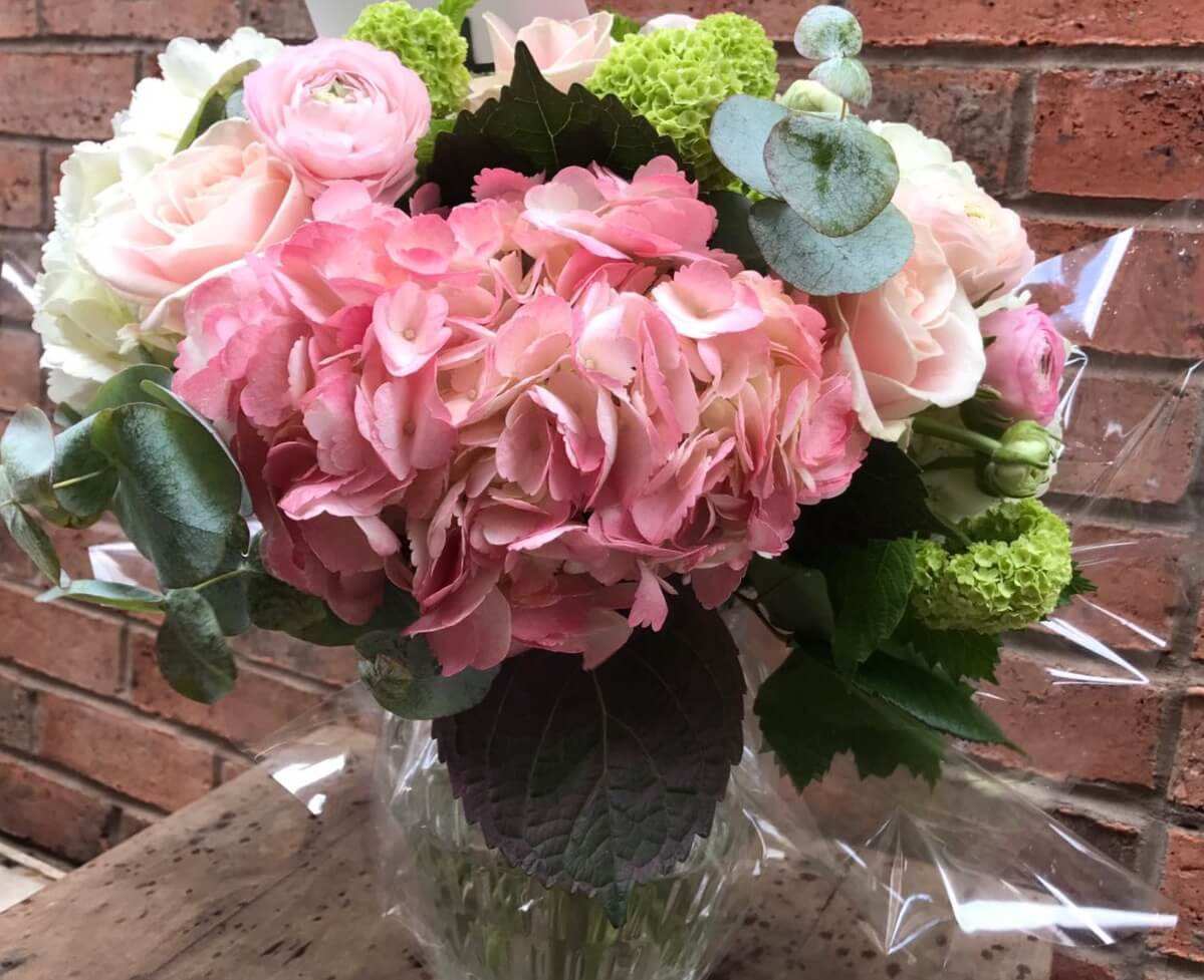 All About Flowers Online Ordering